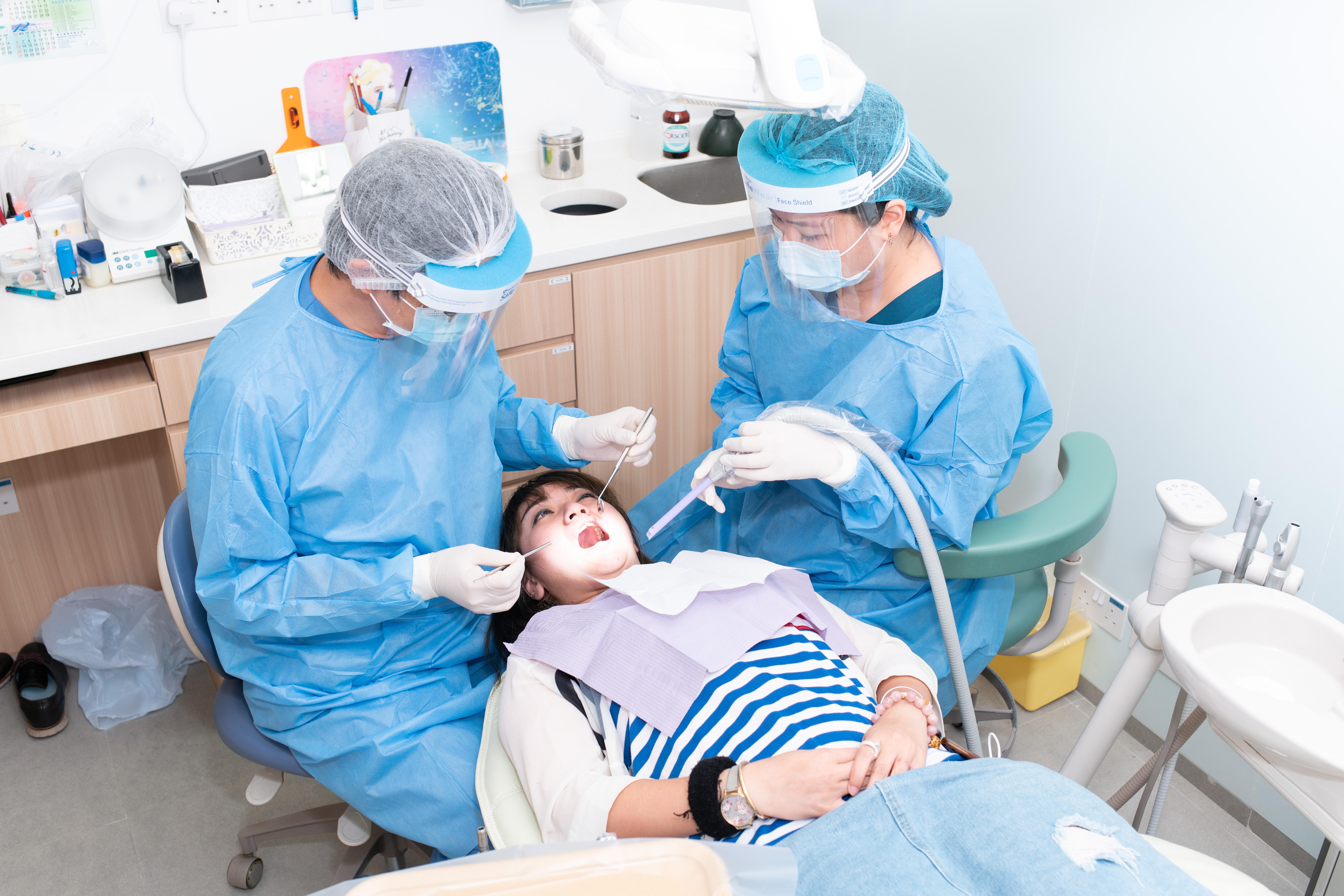 4-2 牙醫診所
