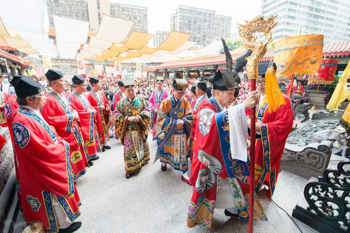 2016 黃大仙師上契結緣儀式 09