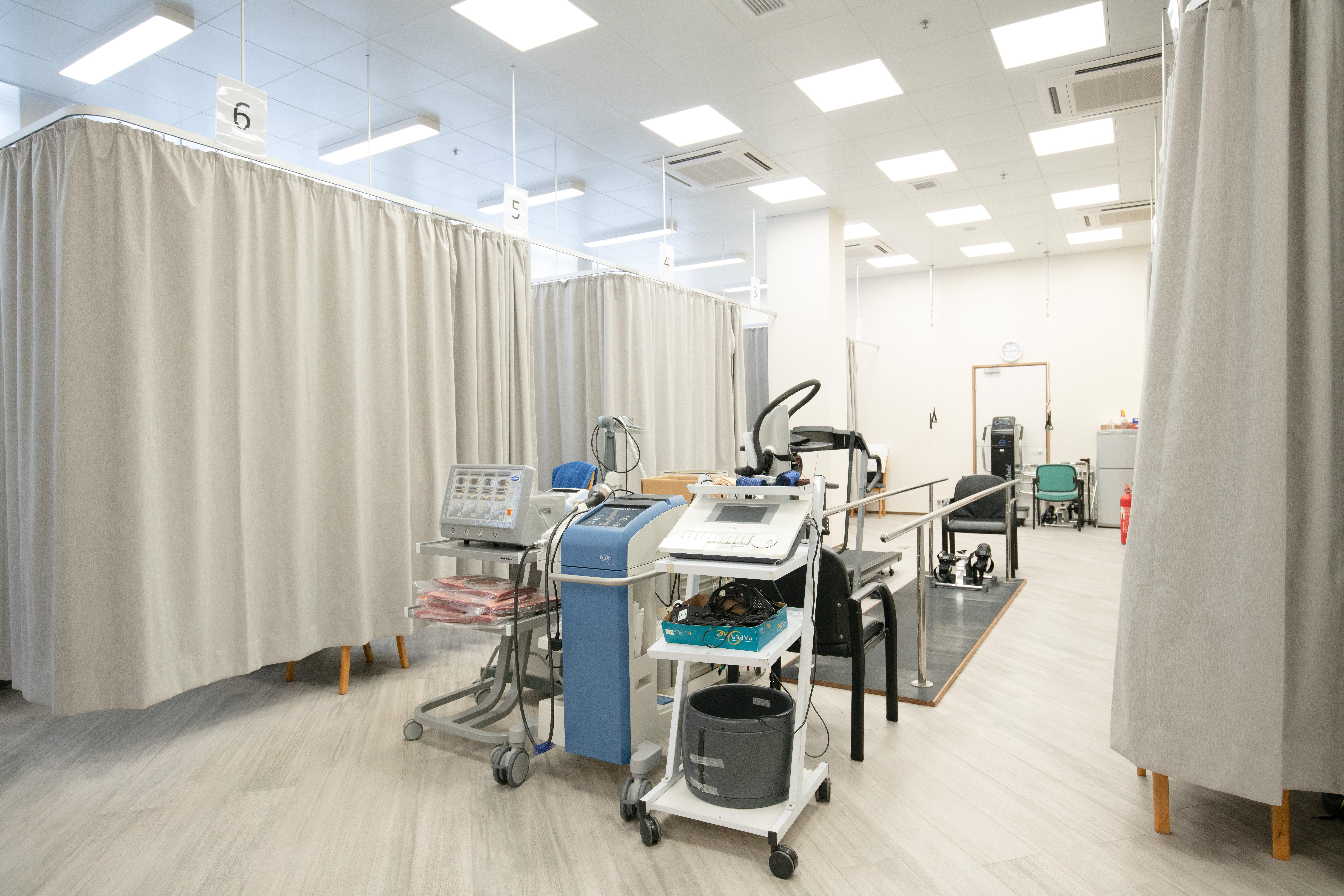 5-1 物理治療中心